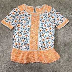 Boden peplum blouse